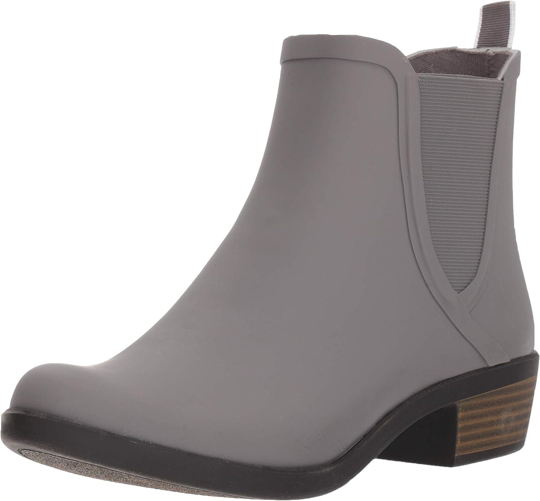 Lucky Brand Frauen Stiefel Grau Groesse 8 US  39 EU