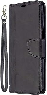 Hoesje voor Xiaomi Redmi Note 9 Pro Hoesje Flip,Soft PU Leather Shockproof Magnetische Stand Kaarthouder Beschermende Tele...