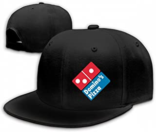 Unisex Customized Dominos Pizza Hat Sports Snackpack Hat Class Fit