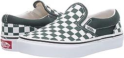 (Checkerboard) Trekking Green/True White