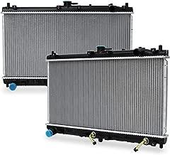 mazda 3 radiator replacement