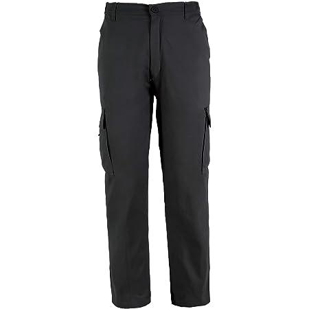 Pantalón de Trabajo para Adulto Blanco/Negro/Gris/Azul Marino Uniforme Laboral