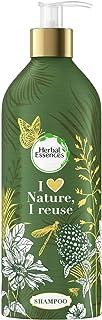 Herbal Essences Ripara, Shampoo con Olio di Argan Del Marocco in Bottiglia Ricaricabile senza Plastica, 430ml
