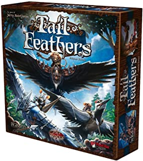 Raven–Tail Feathers–Battaglie