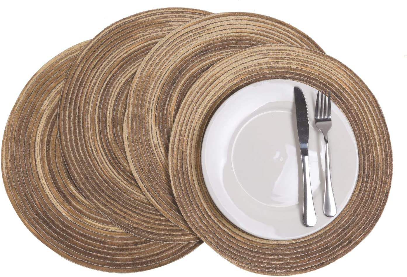 Shacos Round Table Mats