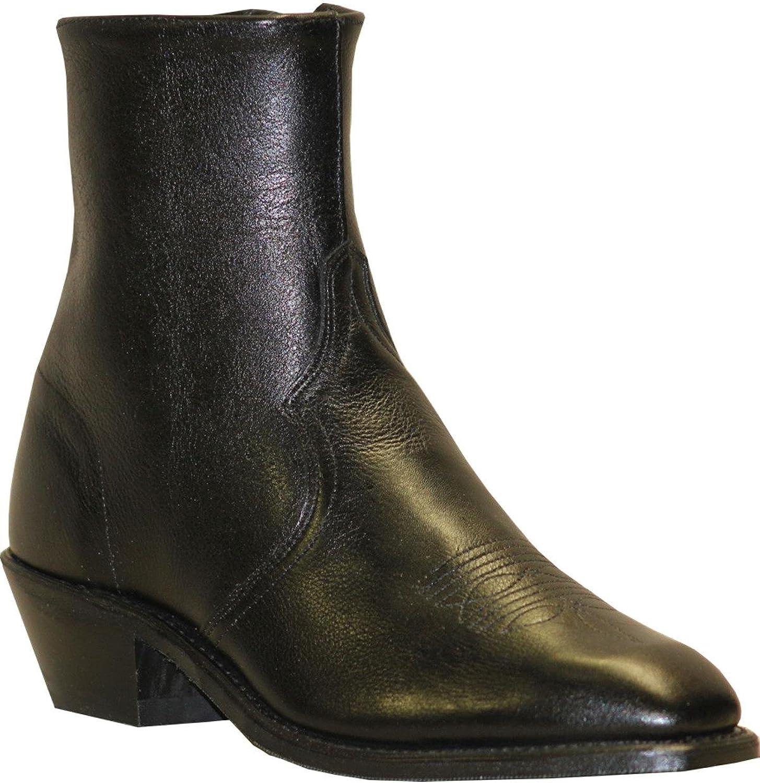 Abilene Men's Boot Zipper Short Dress