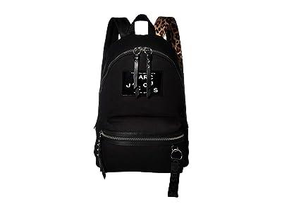 Marc Jacobs Large Backpack (Black) Backpack Bags