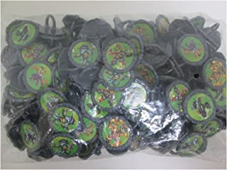 144 pcs. SKYLANDER SWAP FORCE Cupcake Rings Favor Supplies Rings Topper Birthday