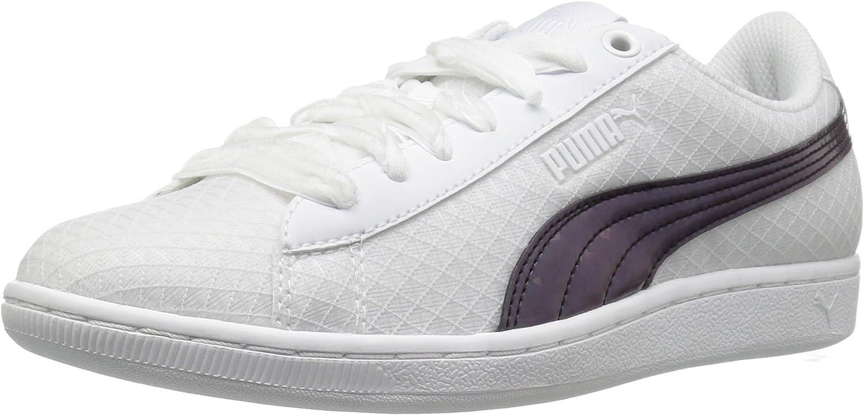 PUMA Womens Vikky Swan Fashion Sneaker