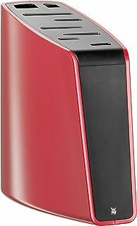WMF 8 Slot Knife Block, Red