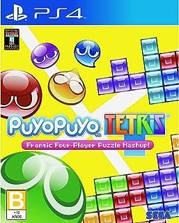 Puyopuyo Tetris: Frantic Four-Player Puzzle Mashup!