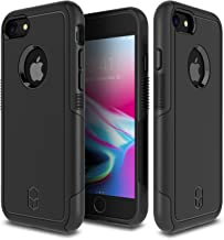 PATCHWORKS Level Aegis Case for iPhone 7/iPhone 8 - Black