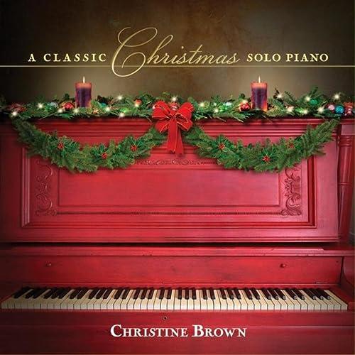 Christmas Solo.Christmas Piano Masters