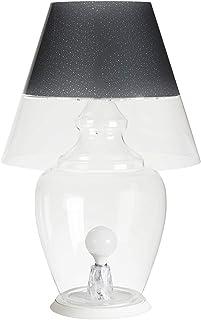 ANGIPU Lampe de sol pour intérieur en méthacrylate transparent