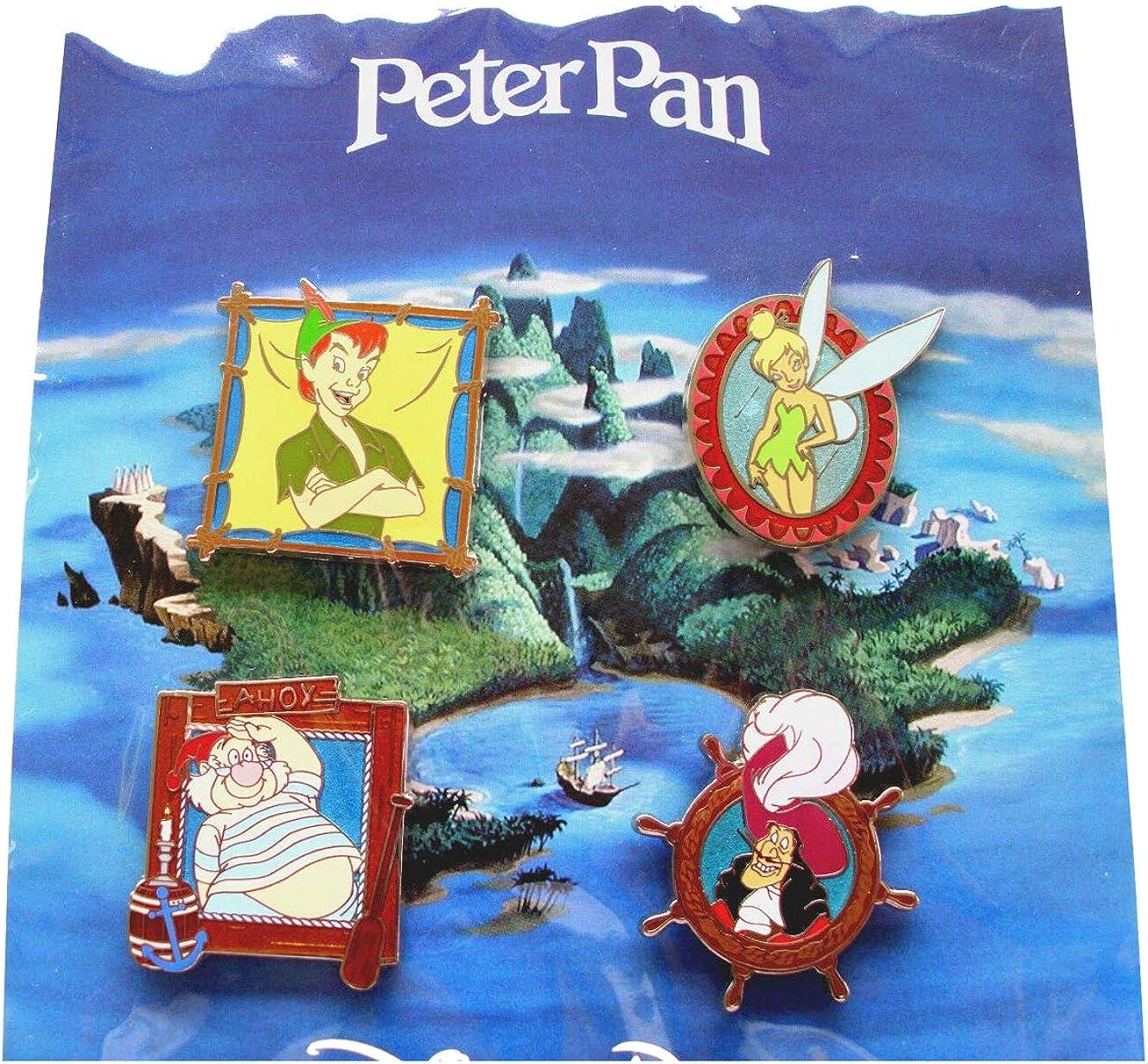 Minneapolis Mall price Disneys Peter Pan Booster Set Multicolor Small