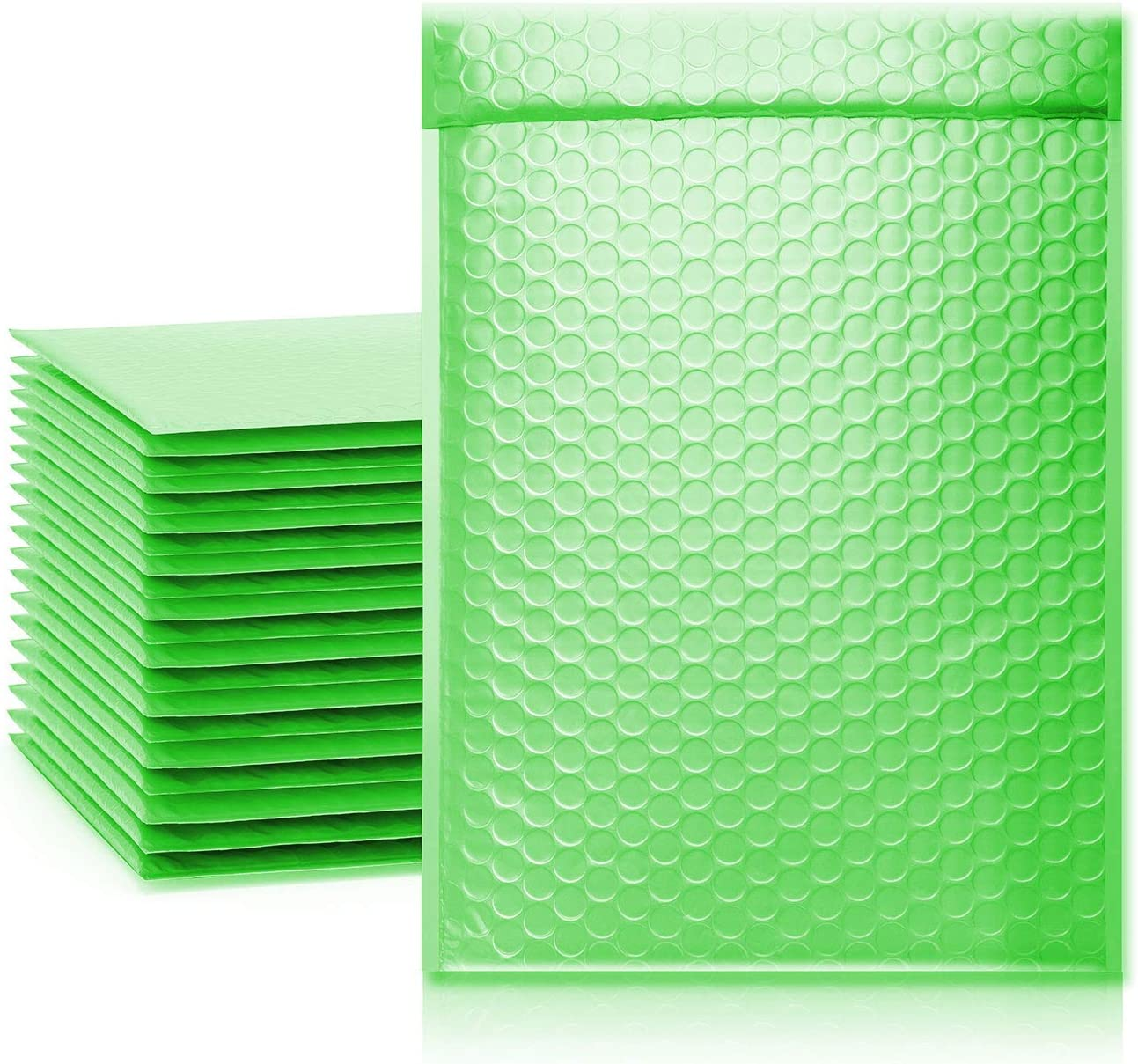 TONESPAC 100 Pack #5 Max 65% OFF 10.5x15 Bubble Poly Envelope 2021new shipping free Mailers Padded