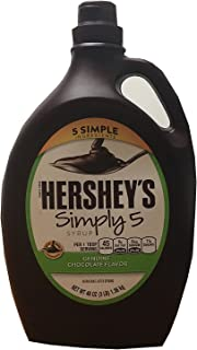Best hershey's chocolate syrup simply 5 Reviews