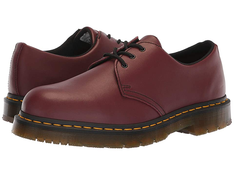 Dr. Martens Work 1461 SR (Cherry Red) Lace up casual Shoes
