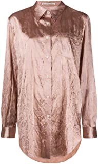 ACNE STUDIOS Luxury Fashion Womens AC0215OLDPINK Pink Shirt |