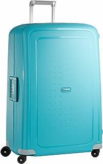 Samsonite S'cure Hardside Spinner 30, Aqua Blue (Blue) - 64512-1012