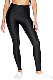 Women's Nylon Tricot High Waist Legging