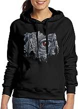 Tool Band Women's Hooded Sweatshirt Black