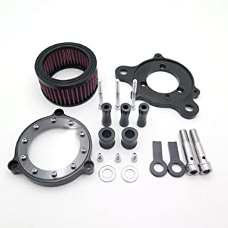 XKH- Replacement of Air Cleaner Intake Filter Systems For Harley Sportster XL 883 1200 04-15 Custom