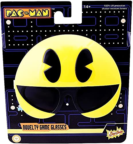 Sunstaches Pacman by Sun-Staches