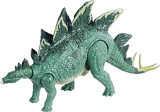 Jurassic World Action Attack Stegosaurus Figure