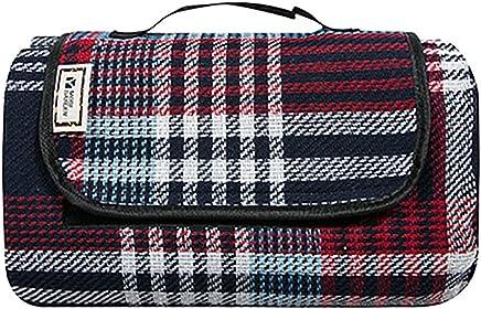 D&L Wasserdicht Picknickdecke,Outdoor Stripe Stripe Stripe Sanddichte Picknick-matte Folding Wärmegedämmt Mit Tragegriff Für 2-4 Personen Reisen, Wandern, Camping B07CVHXF12 | Bekannt für seine hervorragende Qualität  a45df3