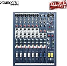 Best soundcraft epm6 6 channel multi format mixer Reviews