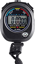 KingL Digital Stopwatch Timer - Interval Timer with Large Display
