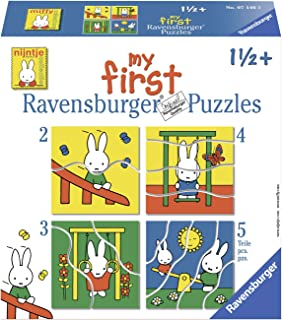 Miffy 071463 My First Puzzle - 3 Years & above