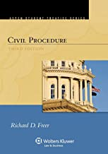 Civil Procedure (Aspen Student Treatise Series)