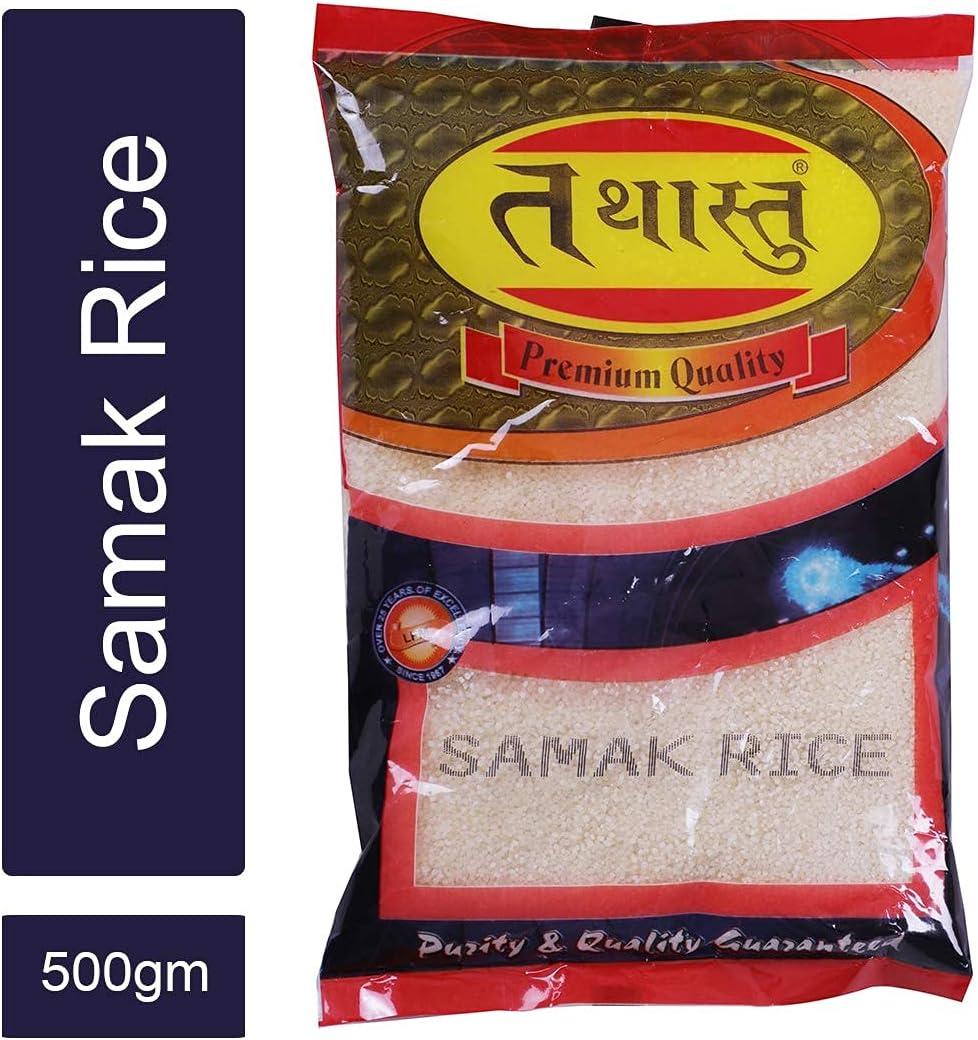 Max 75% OFF Anjani Discount mail order TATHASTU Samak Rice_500gm