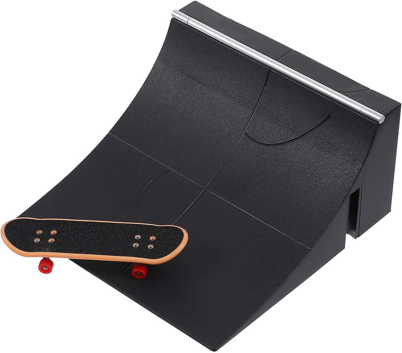 NUOBESTY Skate Park Kit Mini Finger Rails Max 69% OFF Ramps Board Toy Louisville-Jefferson County Mall