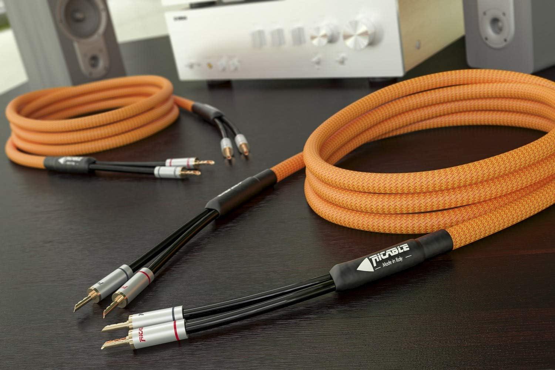cavi per diffusori Ricable DS5 DEDALUS