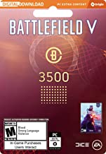 Battlefield V - Battlefield Currency 3500 [Online Game Code]