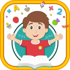 Letters, logic, and numbers through object recognition, alphabet, flashcards and numbers. Voice assistance. Touch and cognition skill with shapes through user interaction and touch. Easy-to-use and colorful interface designed to appeal your baby. Off...