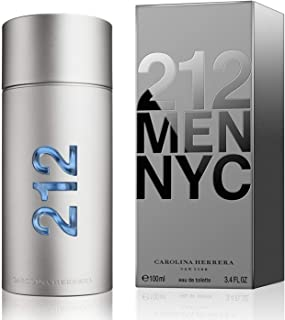 Carolina Herrera 212 NYC - perfume for men - Eau de Toilette, 100 ml