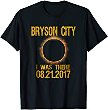 Bryson City North Carolina Total Solar Eclipse 2017 T-Shirt