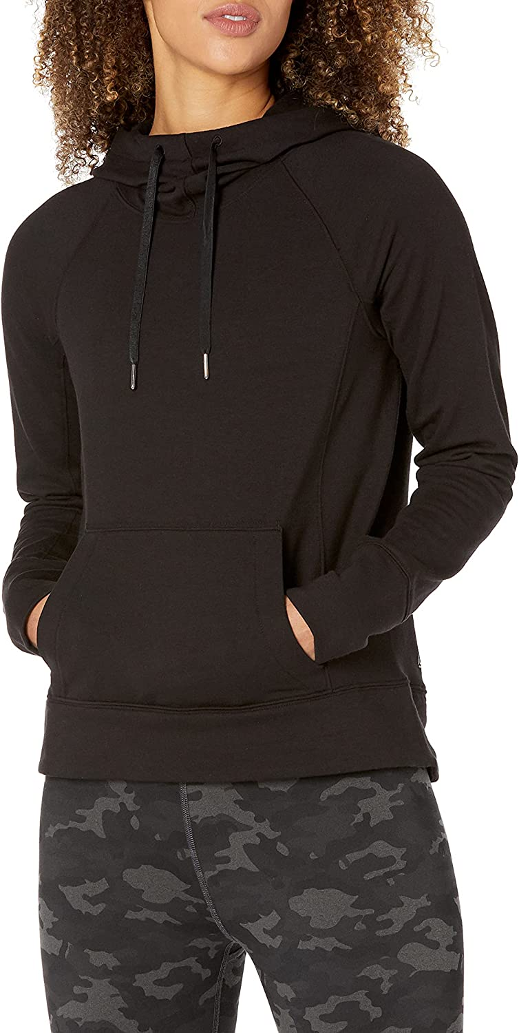 Core 10 Women's Brushed Cotton Modal French Terry Fleece Hoodie