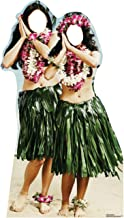 Advanced Graphics Hawaiian Hula Girls Stand-in Life Size Cardboard Cutout Standup