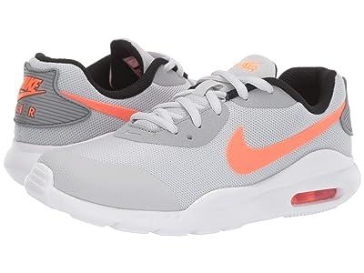 Nike Kids Air Max Oketo (Big Kid) (Pure Platinum/Hyper Crimson) Kids Shoes