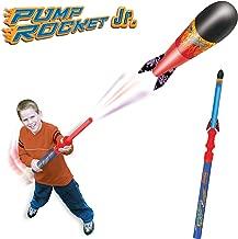 Geospace Pump Rocket JR. Set - Single Launcher & Rocket (Single Pump Rocket Jr.)