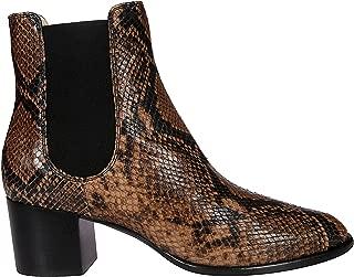 ALBERTO GOZZI Luxury Fashion Womens GONZALOMARRONE Brown Ankle Boots | Fall Winter 19