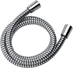 Mira Showers 1.1605.167 Response Plastic Easy Clean Shower Hose, Chrome, 1.25 m