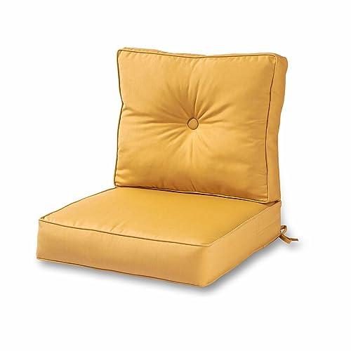 Deep Seat Patio Cushions Amazon Com