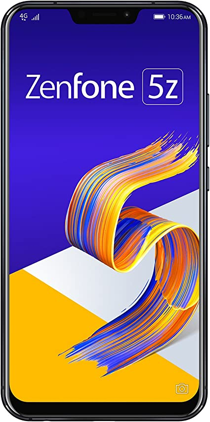 Amazon   ASUS Zenfone 5Z ブラック 【日本正規代理店品】 ZS620KL-BK128S6/A   家電&カメラ オンライン通販