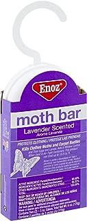6OZ Moth Bar/Hanger - pack of 3